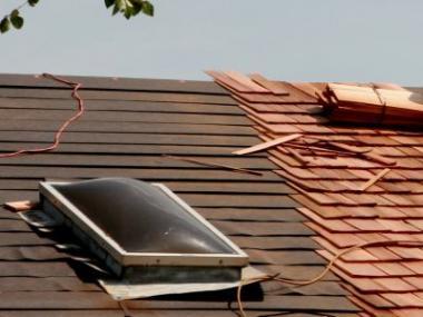 Logo Oprava světlíků při rekonstrukci střechy