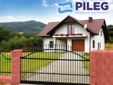 Logo Kovové ploty pro pocit bezpečí
