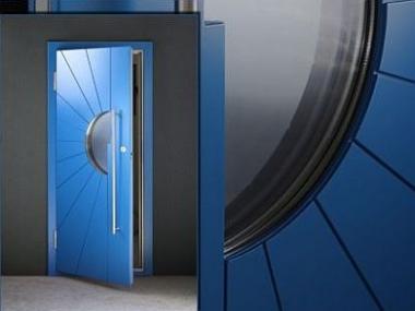 Logo Obyčejné dveře jsou pozvánkou pro zloděje