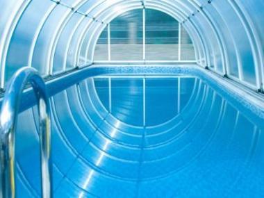 Jak zastřešit bazén