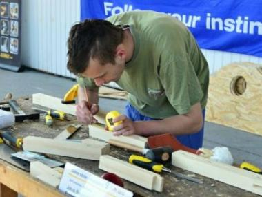 Logo Mladí řemeslníci se utkají VČeských Budějovicích