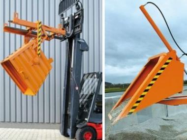 Logo Příslušenství vysokozdvižných vozíků rozšíří jejich využití