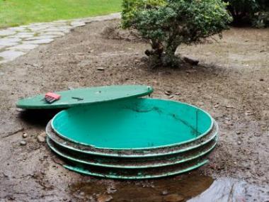 Logo Vyřešte likvidaci odpadních vod pomocí domovní čistírny