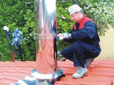 Logo Nerezové komíny akomínové vložky pro rychlou instalaci