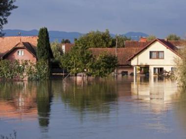 Jak vysušit dům po povodni