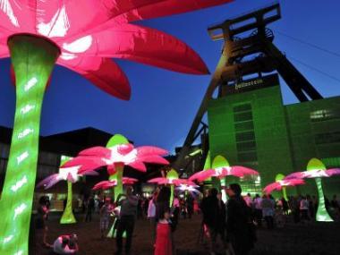 Noc průmyslové kultury oživí technické památky v Porúří