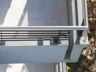 Jak opravit podlahu na balkóně