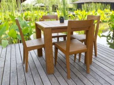 Jak vybrat vhodný zahradní nábytek