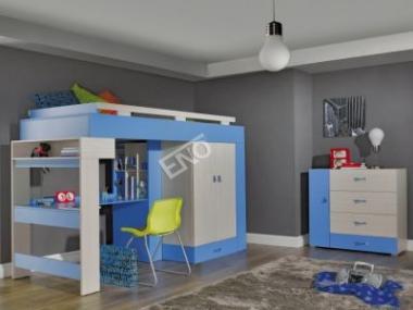 Dětský pokoj – místo pro hry, studium a odpočinek