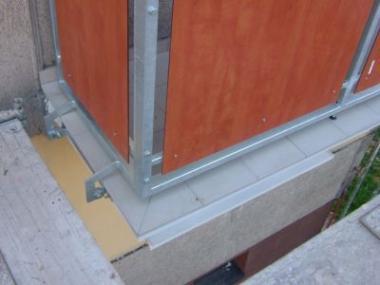 Jak spolehlivě opravit balkón a lodžii