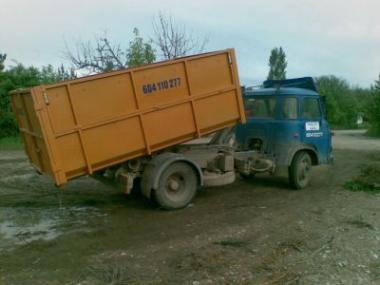 Logo Proč využít služeb autodopravy apronájmu kontejnerů?