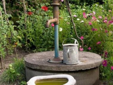 Jak se čistí a desinfikují studny
