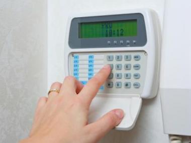 Logo Zabezpečení bytu adomu je již běžným standardem