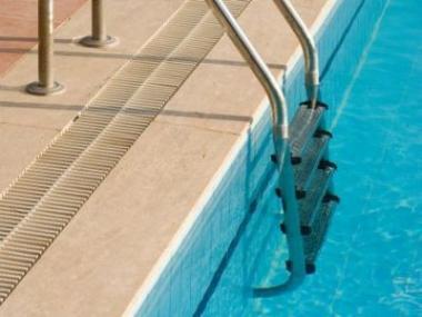 Logo Obklady bazénových stěn, dna aobklady kolem bazénu