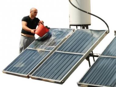 Jak vyčistit fotovoltaické a solární panely?