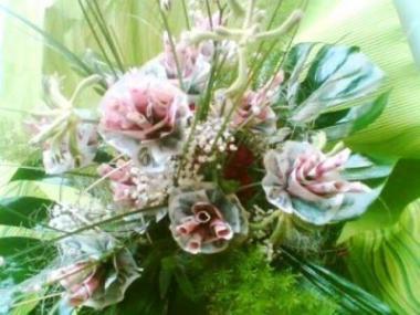 Logo Umění aranžování květin