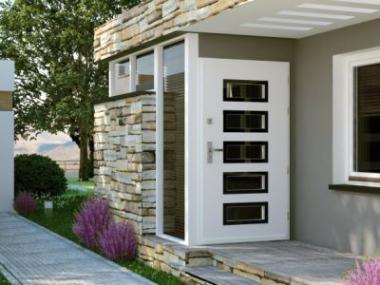 S dveřmi od POL-SKONE je každý dům krásný