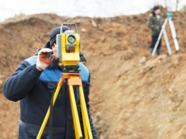 Geodetické práce v katastru nemovitostí a ve výstavbě