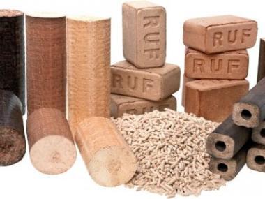 Logo Dřevěné pelety se usazují načeském trhu