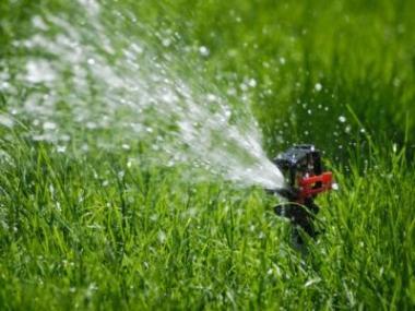 Zavlažovací systém uspoří vodu i váš čas
