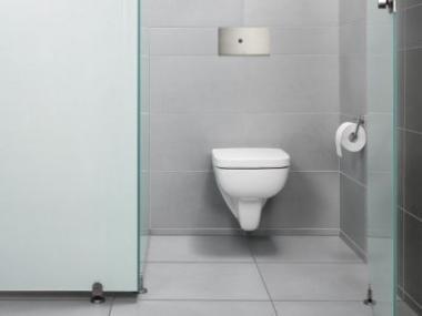 Logo Ovládací desky pro WC sinfračerveným senzorem