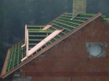 Zateplení podkroví bez stavebního zásahu do interiéru