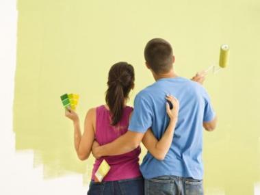Čím a jak vymalovat svépomocí