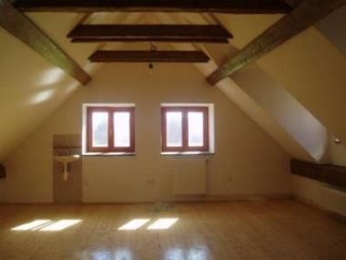 Logo Rekonstrukcí střechy apůdy získáte nový byt