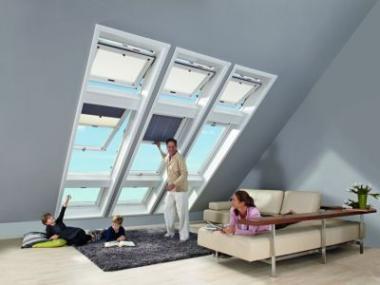 Bydlete zdravě se střešními okny Roto