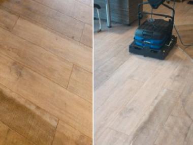 Představujeme hloubkový čistící systém pro velmi znečištěné podlahy