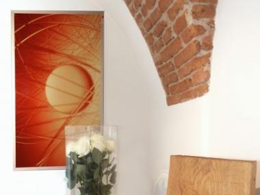 Logo Topné infrapanely ohřejí interiér sáláním tepla