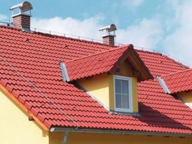 Betonová střešní krytina se slevou 50%