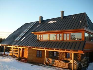 Logo Správná montáž střechy zaručí záruku až 50let