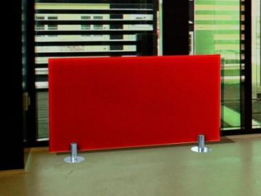 Logo Sálavé panely efektivně topí anavíc jsou ozdobou interiéru