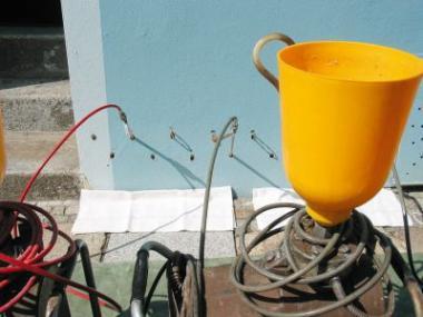 Jak odstranit vlhkost ze stěn
