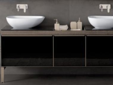 Logo Minimalistická krása avysoká funkčnost koupelnové keramiky