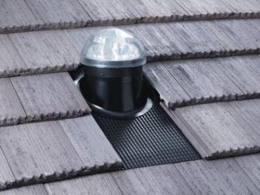 Proč se světlovodům říká trubicová střešní okna?