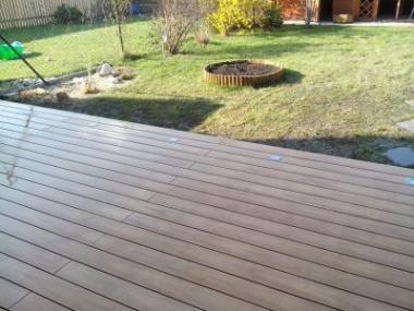 Údržba terasy po zimě
