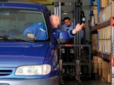 DRIVE IN - stavební materiál přímo do kufru vašeho vozu