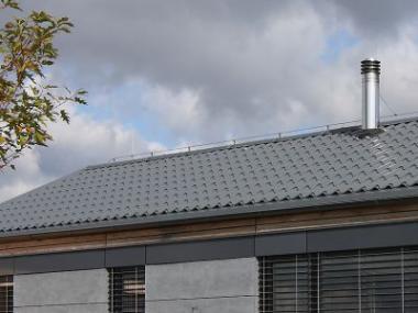 Logo Lindab očekává mírné oživení naevropském stavebním trhu