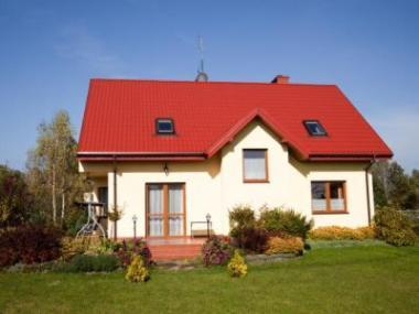 Logo 44procent Čechů preferuje bydlení vnovostavbě