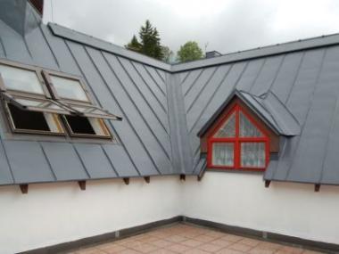 Logo Pořizujete si novou střechu? Nepodceňte správnou montáž akvalifikovaný servis!
