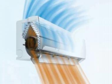 Logo Inteligentní klimatizaci ovládnete imobilem