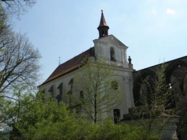 Logo Sázavský klášter -Tři hvězdy pod nebesy