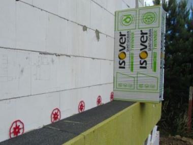 Zateplujte stěny svého domu kvalitně