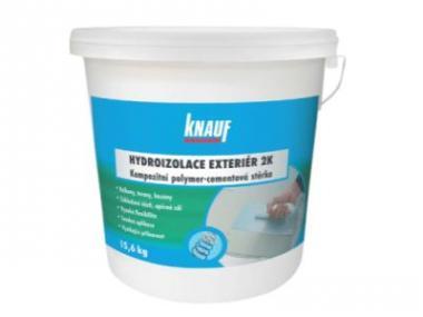 Nová Knauf hydroizolace exteriér 2K