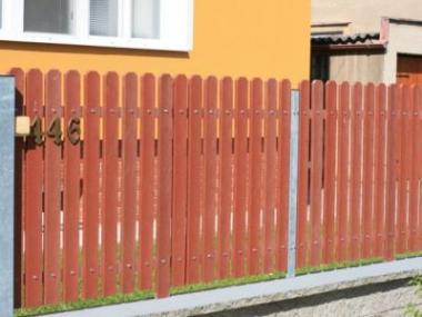 Logo Jak si postavit plot, který nevyžaduje údržbu?