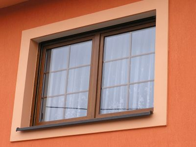 Plastová okna vyžadují pečlivý výběr profilu a precizní montáž
