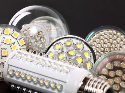 Logo Moderní LED osvětlení skutečně ušetří