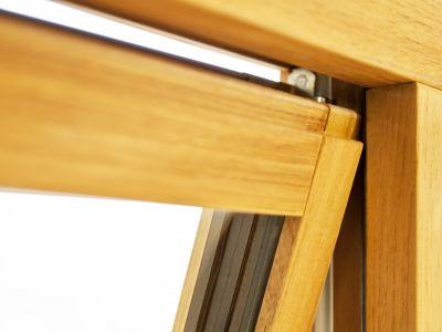 Tradiční dřevěná okna v moderním hávu
